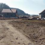Už sa stavajú aj prvé domy